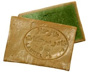 アレッポ オリーブとローレルの石鹸