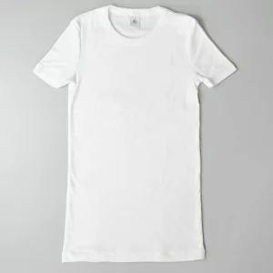 プチバトー(PETITBATEAU) 白Tシャツ