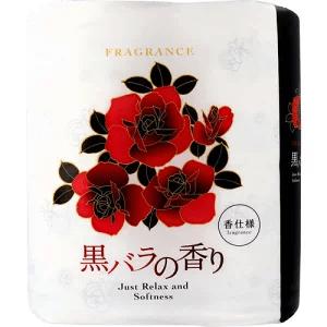 四国特紙 黒バラの香り
