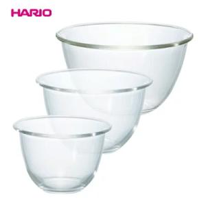 HARIO 耐熱ガラス製ボウル MXPN-3704