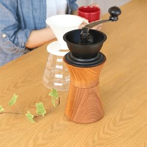 モクネジ モクネジ×カリタ コーヒーミル
