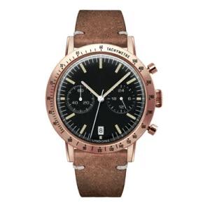 UNDONE URBAN TOROPICAL 腕時計 メカクォーツ Amazon Dial Sport Bezel Gold
