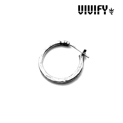 VIVIFY ビビファイ ピアス Hammered VFP-091