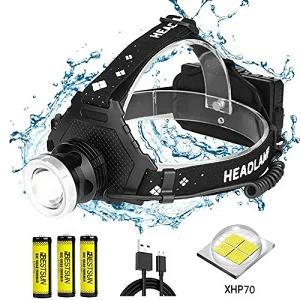 BESTSUN ヘッドライト XHP70