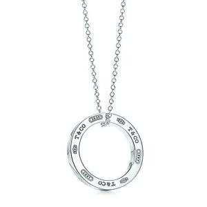 ティファニー Tiffany&co ネックレス ジュエリー Tiffany 1837 レディース 25049179