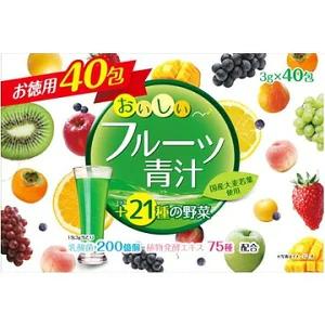 ユーワ おいしいフルーツ青汁
