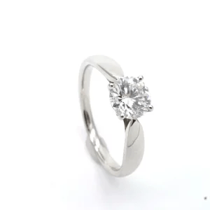 Tiffany&Co. ティファニー ハーモニー ダイヤリング pt950 3EX