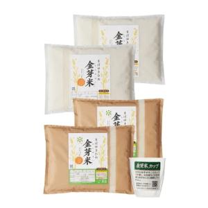 まばゆきひめ 金芽米