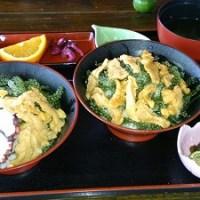 古宇利島で食べる新鮮ウニ丼「パーラーまるみ」