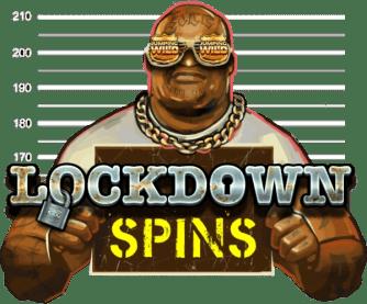 San Quentin xWays Lockdown Spins