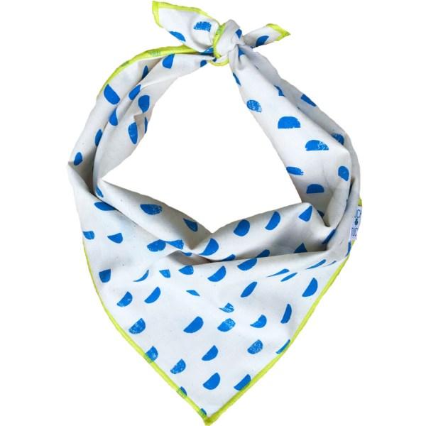 luck of tuck dog bandana bright