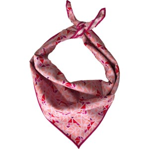 abstract shapes dog bandana