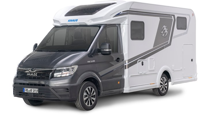 Knaus Live Ti Plus - Lucky Dog Camper Modell 2020