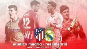 Real Madrid Gapai Posisi Kedua Setelah Kalahkan Atletico Madrid