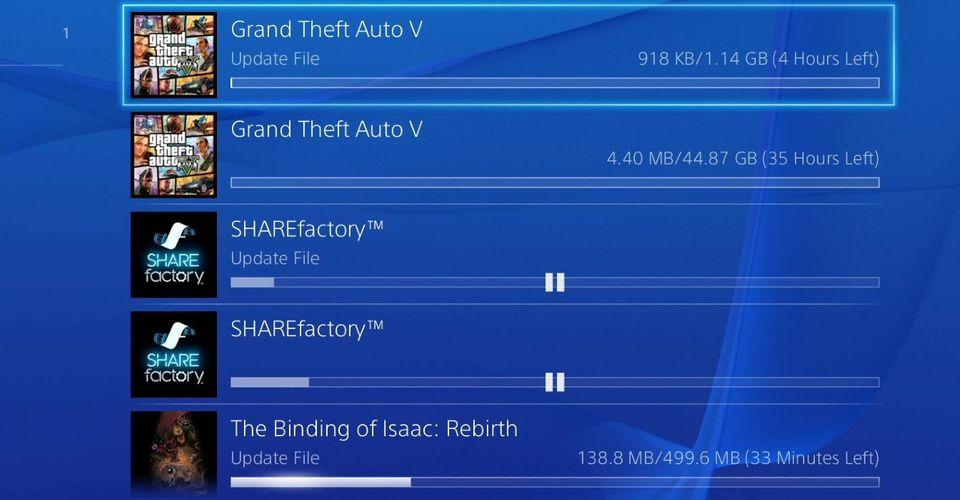 PS5 Membuat Updates Lebih Mudah