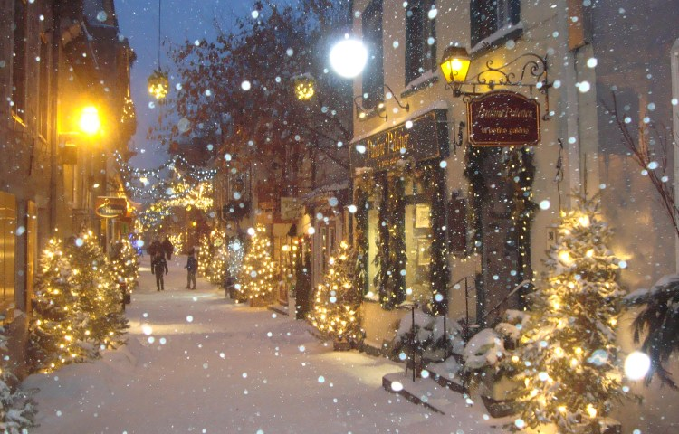 Top 5 Christmas Getaways
