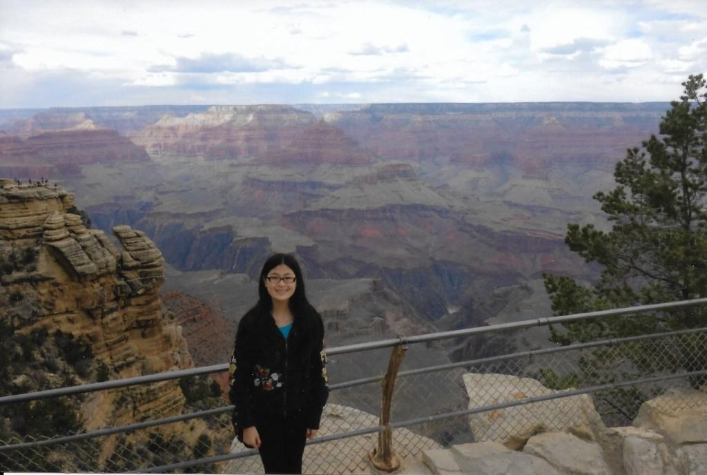 Baby Bug at the Grand Canyon