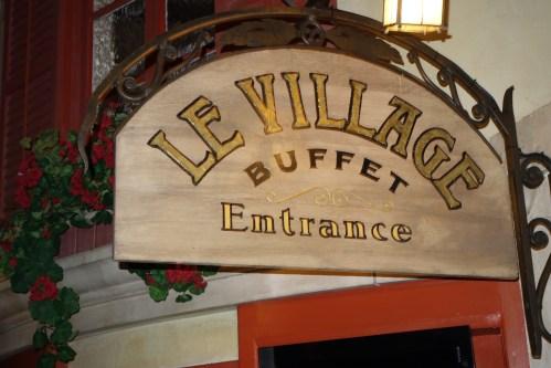 Le Village Buffet at Paris hotel in Las Vegas
