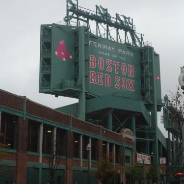 Boston – Beantown, the Bad Boys and Baseball