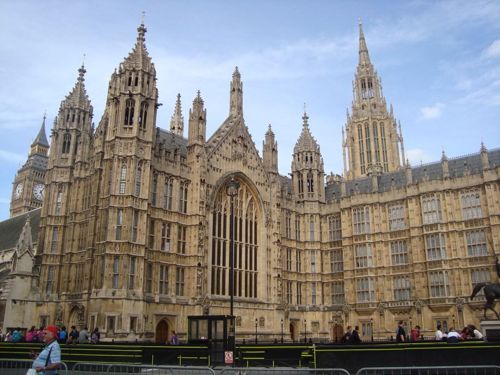 London Parliament Building
