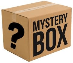 Mistery box challenge luna Octombrie