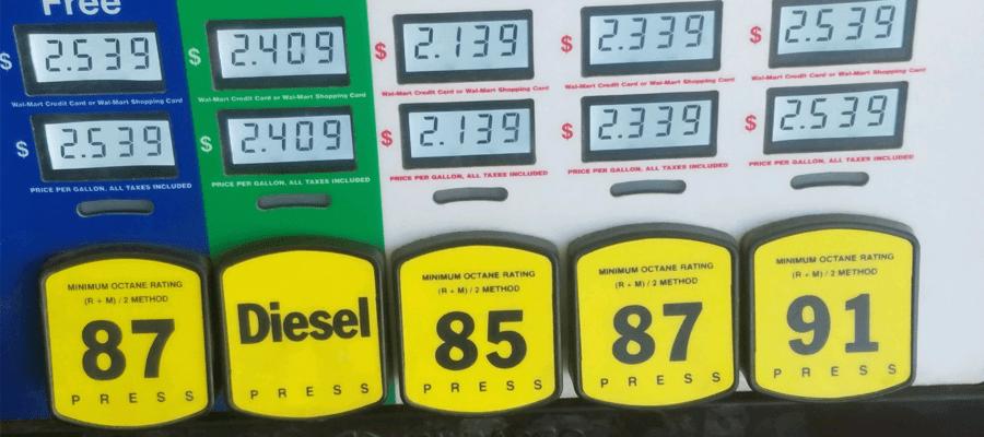 ethanol-gasoline