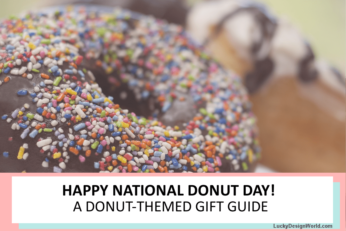 National Donut Day – a Sweet Gift Guide