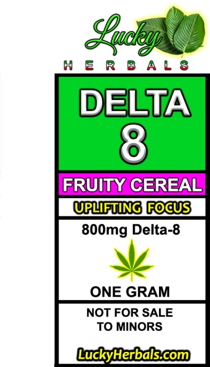 DELTA-8 FRUITY CEREAL