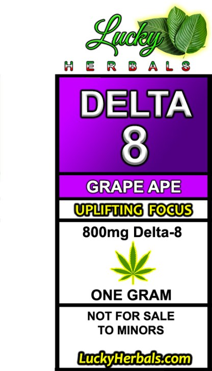 DELTA-8 GRAPE APE