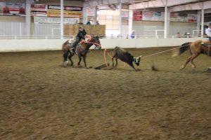 Lucky J Arena Steakhouse Restaurant Joplin MO Rodeo Bull Riding Arena