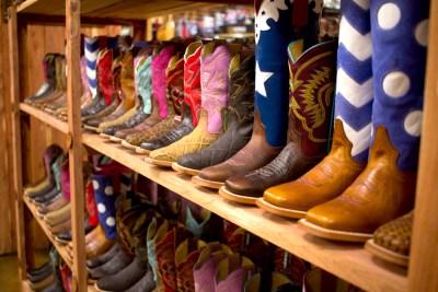 Lucky J Boots & More Store Joplin MO Cowboy Boots Men Women Kids