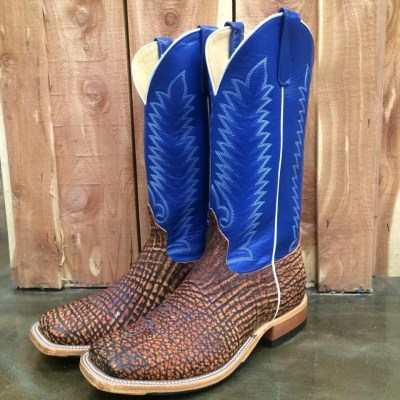 Anderson Bean Blue Shadow Elephant Boot