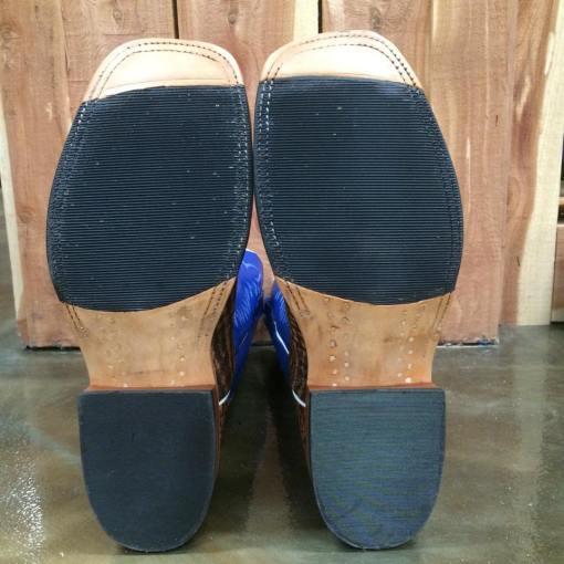 Anderson Bean Blue Shadow Elephant Boot