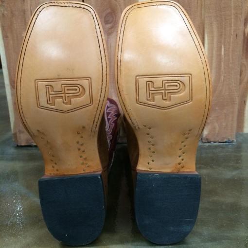 Horse Power Red Bambino Hippo Boot HP1786