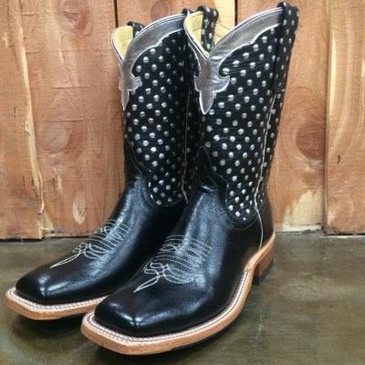 Women's Anderson Bean Midnight Buffalo Boots
