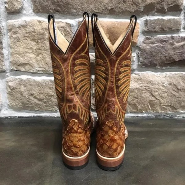 ANDERSON BEAN WHISKEY BIG BASS BOOT 8827A/0052M