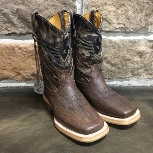 Kid's Tin Haul Sergeant At Arms Boot 0711BR