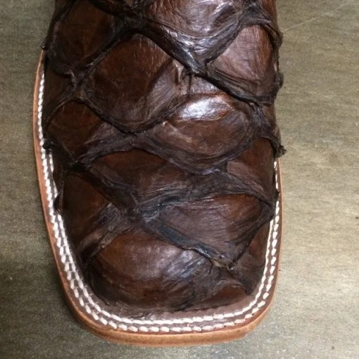 Anderson Bean Chocolate Bass Boot