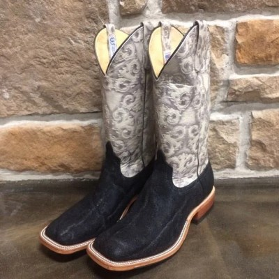 Anderson Bean Black Elephant Boot