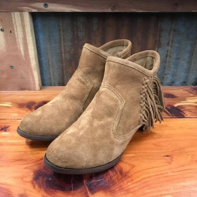 Ladies Minnetonka Blake Bootie 1523