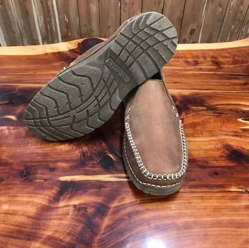 Men's Cinch Casual Slip On Leather Shoe CCM3008
