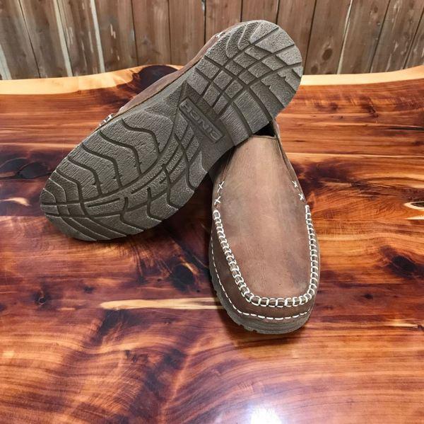 Men's Cinch Casual Slip On Leather Shoe CCM3008