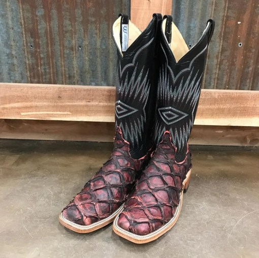 Women's Anderson Bean Black Cherry Big Bass Boot 2751M/1330M