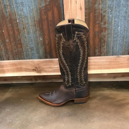 Women's Anderson Bean Annie Get Your Fun Snip Toe Boot M8050