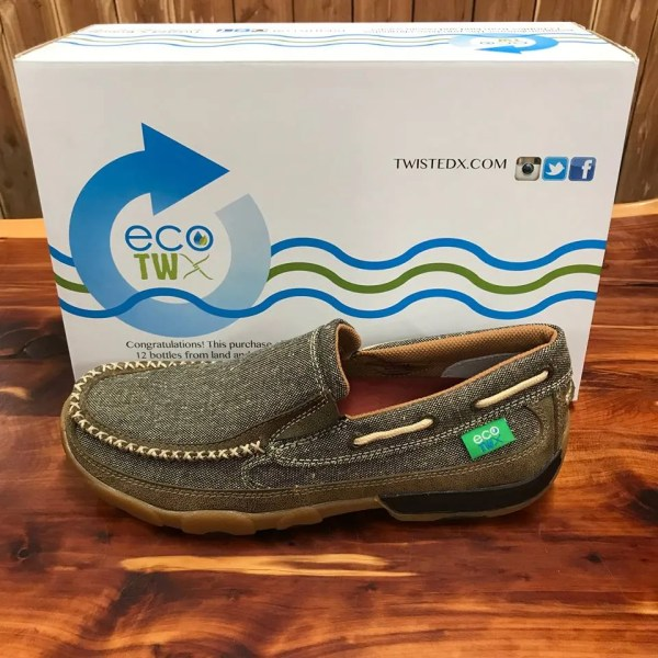 Men's ECO TWX Slip-on Driving Moccasins – Dust