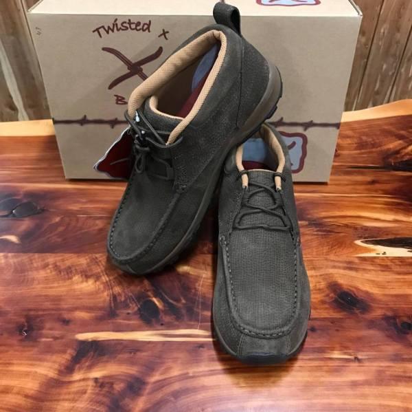 Men's Twisted X Chocolate Hiker Shoe MHK0010