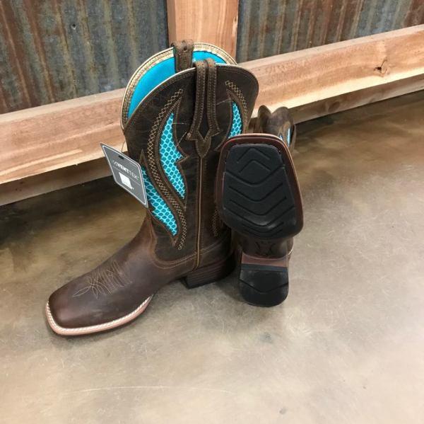 Women's Ariat VentTEK Ultra Square Toe Boot 10023146