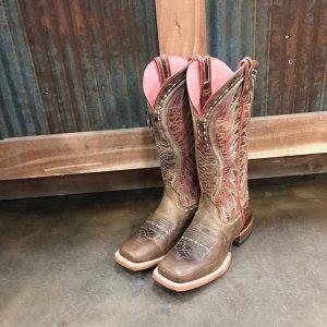 Women's Ariat Vaquera Square Toe Boot 10023158