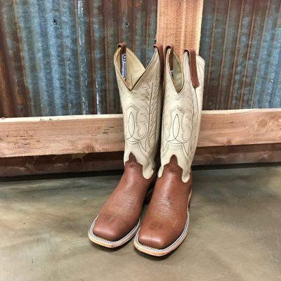 Women's Anderson Bean Camel Kidskin Boots 3061M