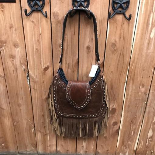 Double J Brandy Pull-Up Bag HB29